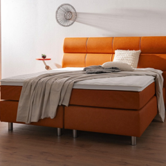 Neues-Bett-orange